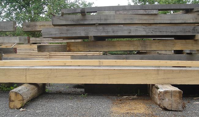 entrepôt du bois
